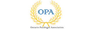 OPA - Ontario Paralegal Association