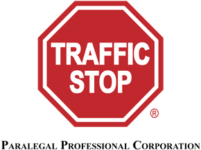 TRAFFIC STOP Paralegal Professional Corp. ®